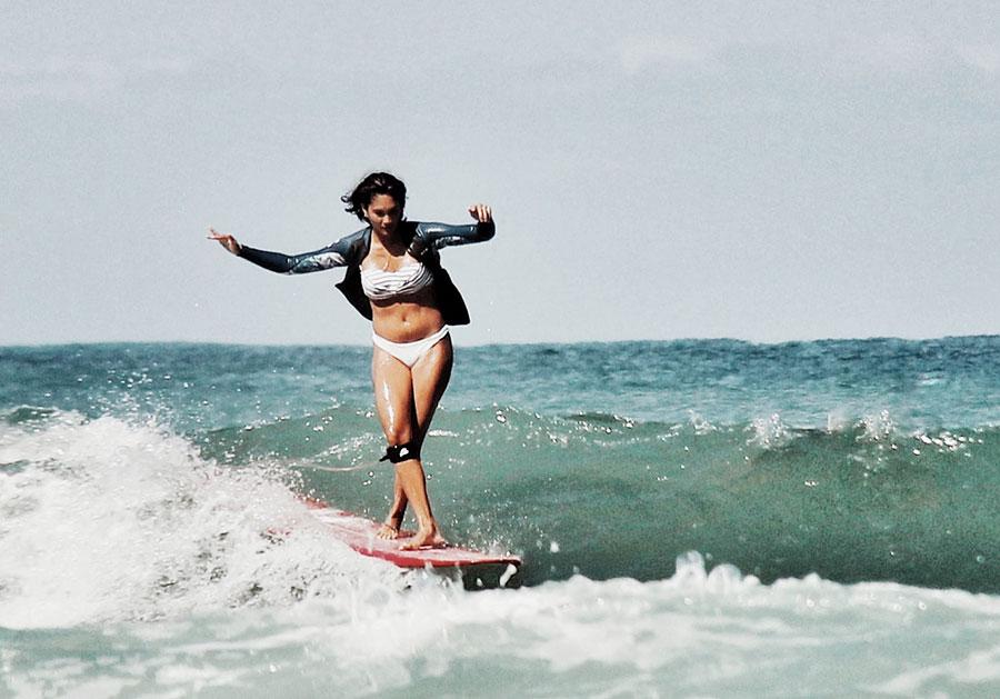 Belle Surf Merchandising