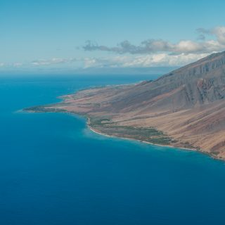 part of the west coast Olowalu