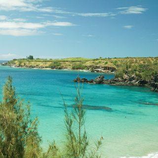 dream beach clear water maui